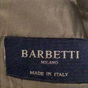Man suit (gray) made in Italy in